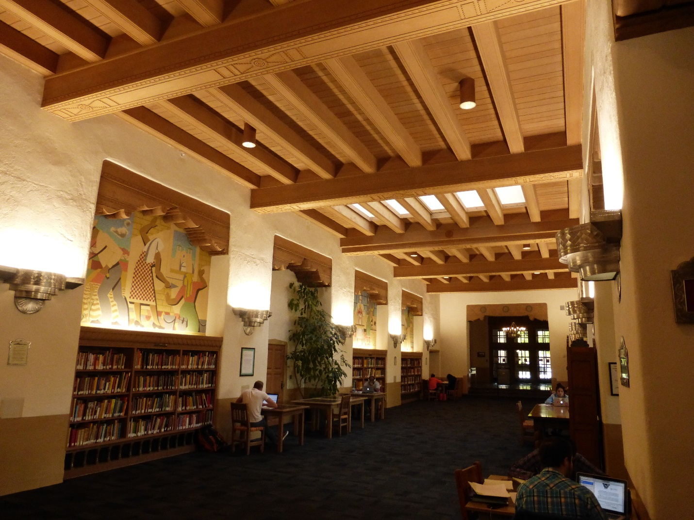 New Mexico - Zimmerman Library at UNM